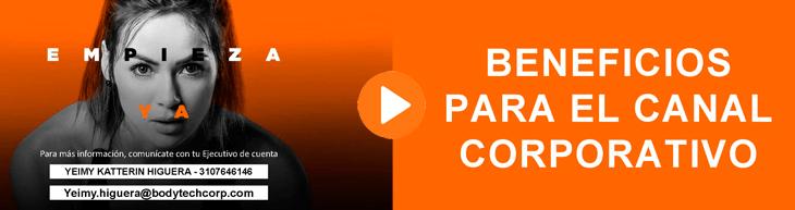 Convenio Bodytech - ACIEM Cundinamarca