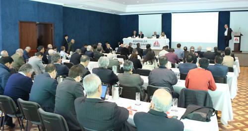 Participantes a la Asamblea Extraordinaria Nacional ACIEM