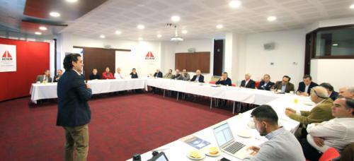 Reunión ACIEM - Transmilenio